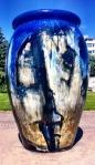 Amphora, stoneware, 1994, Kristiansand