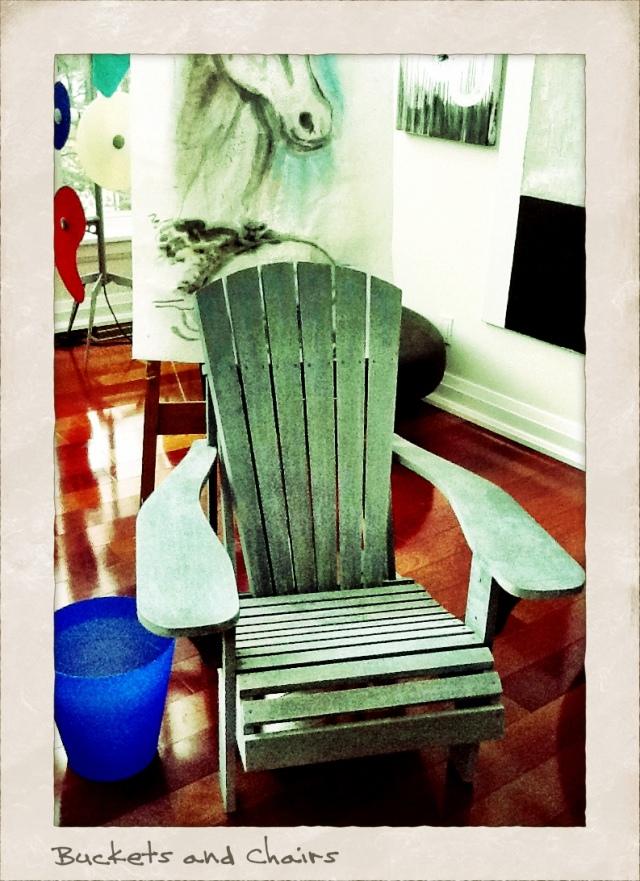 Muskoka Chair 2013