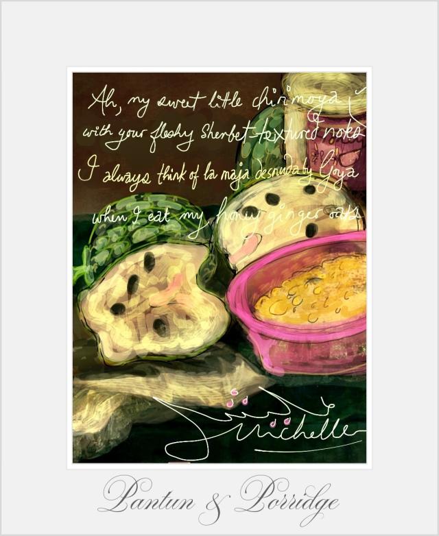 Pantun and Porridge (NaPoWriMo#15)