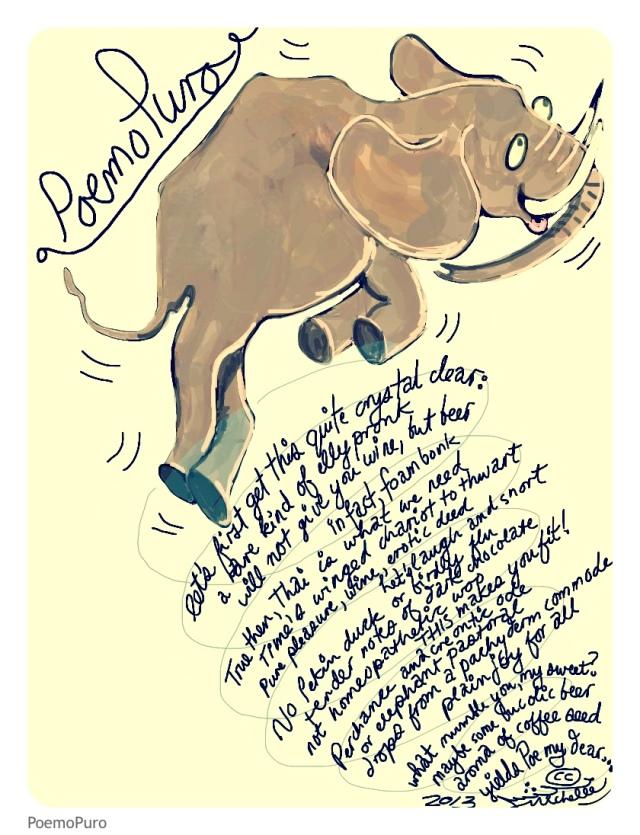 Poemo Puro: PronkElly