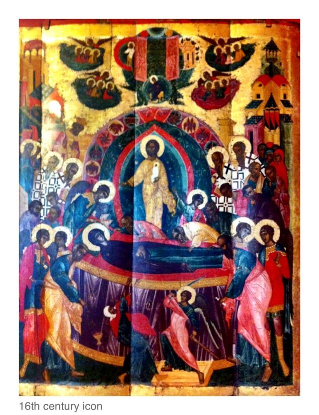Icon by Velikij Novgorod