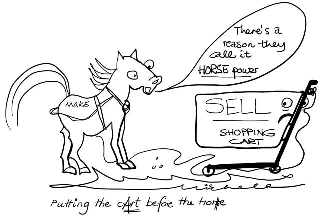 Making vs. Selling